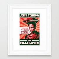 The Pillowmen Framed Art Print