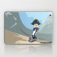 Napoleon Segways the Alps Laptop & iPad Skin
