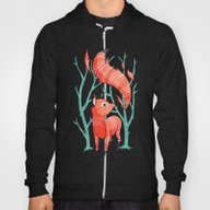 Winter Fox Hoody