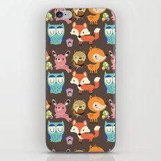 Woodland iPhone & iPod Skin