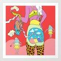creamcake Art Print