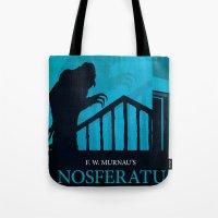 Nosferatu - A Symphony O… Tote Bag