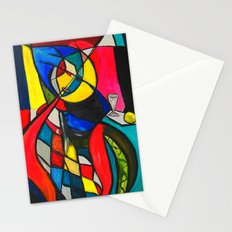 Within the Circle Stationery Cards