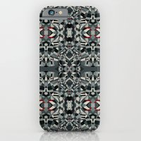 iPhone & iPod Case featuring London Tex #3 by Project M
