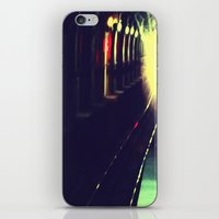 Do Not Walk Into The Lig… iPhone & iPod Skin