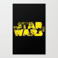 StarWars  Canvas Print