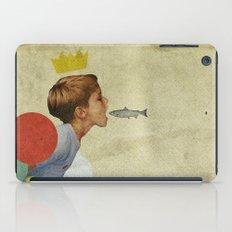 E.A.T   Collage iPad Case