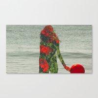 Double Exposure 2 Canvas Print