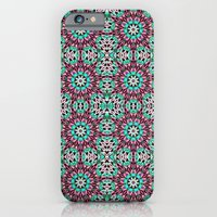 iPhone & iPod Case featuring Windy Garden by TheLadyDaisy