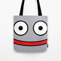 Dragon Quest's Metal Slime Tote Bag