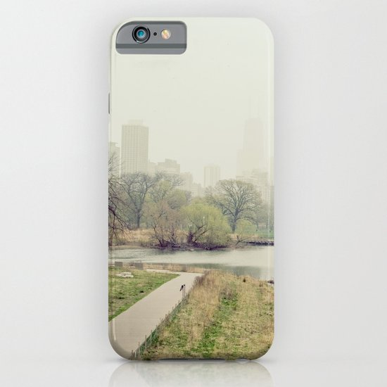 Chicago Fog iPhone & iPod Case