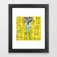 Sunshine Kinda Day Framed Art Print
