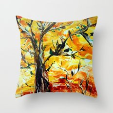 SpringAwakening Throw Pillow