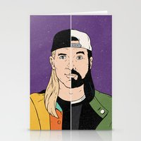Jay & Silent Bob Stationery Cards
