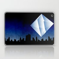 Ramiel Thunder of God Vector Angel Art from Evangelion Anime Series. Laptop & iPad Skin