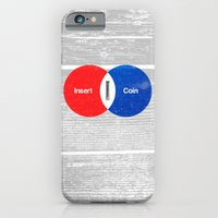 iPhone & iPod Case featuring Vend Diagram by INTJ Designer