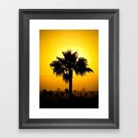 Echo Park Series #7 Framed Art Print