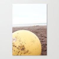 Buoy Canvas Print