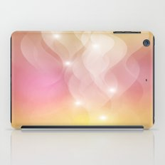 The Sound of Light and Color - pink & honey iPad Case