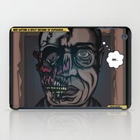 And Within A Split Secon… iPad Case
