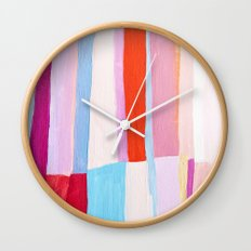 Library II Wall Clock