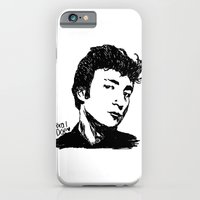iPhone & iPod Case featuring Teddy Boy JL by Feral Doe