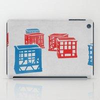 Crates  iPad Case