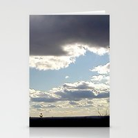 View From Up Here Stationery Cards