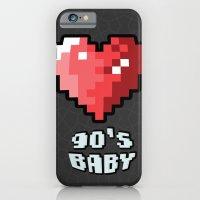 90's Baby iPhone 6 Slim Case