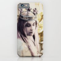 iPhone & iPod Case featuring Eleanor of Aquitaine by Bonnie J. Breedlove