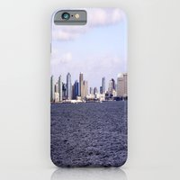 iPhone & iPod Case featuring Good Morning San Diego  by Ashley Marcy