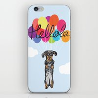 Lola The Sausage iPhone & iPod Skin