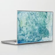 The Storm Within Laptop & iPad Skin