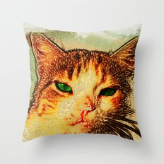 -hypnotize- LOOK AT MY EYES.. Throw Pillow