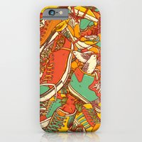 iPhone & iPod Case featuring If the Shoe Fits by Alvaro Arteaga
