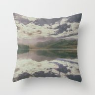 Stay Here For Awhile Throw Pillow