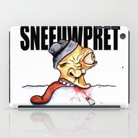 Sneeuwpret (Dutch) iPad Case