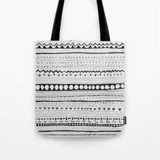 Pattern #1 Tote Bag