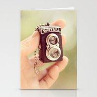 Go Mini Stationery Cards