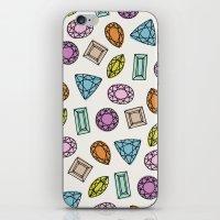 Gems iPhone & iPod Skin