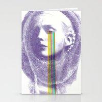 Lacryma Color 2 Stationery Cards