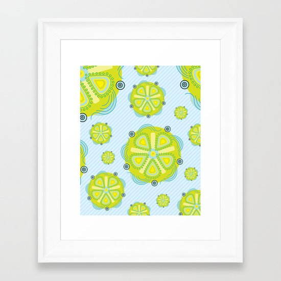 Sealike Framed Art Print