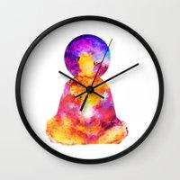 Force Inside Wall Clock