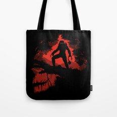 Jungle Hunter Tote Bag