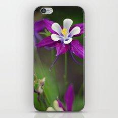columbines. iPhone & iPod Skin