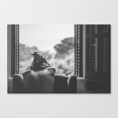 I crave the side of you that you don't show to anyone else Canvas Print