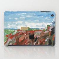 Cerro del Hierro iPad Case