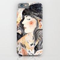 Crows & I iPhone 6 Slim Case