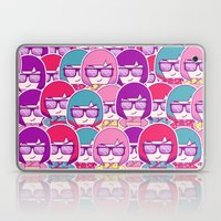 Smart Kokeshi Laptop & iPad Skin