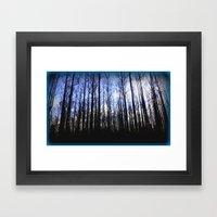 Repercussion  Framed Art Print
